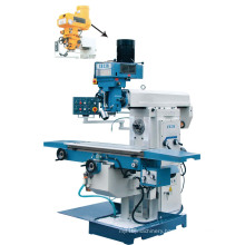 Universal Radial H/V Head Turret Milling Machine (X6336)