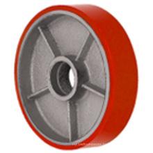 PU Forklift Wheel Caster (3011)