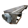 U type screw conveyor for silica sand