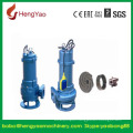 High Efficiency Non-Clogging Submersible Sewage Centrifugal Irrigation Pump