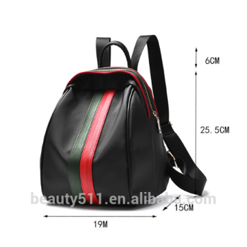 Lovely Ladies PU Leather Backpack Shoulder Bags For Daily Use HB78