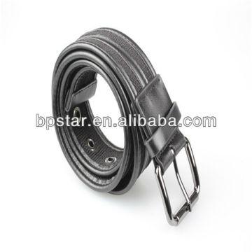 Cinta unisex cinturón a rayas