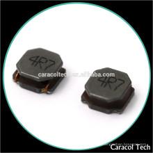 6 * 6 * 4mm NR6040 0.47A 2MHZ Indutor de potência smd de alta corrente 470uH para transformador de corrente contínua