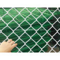 Black Vinyl Coated Chain Link Fabric