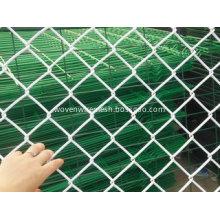 Galvanized Chain Link Fence Fabrics