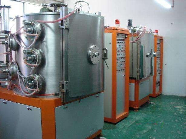 Vacuum multi - arc ion plating