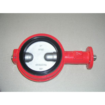 Double-Axis Valve Without Pin (DN50-DN600)