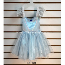 Lake Placid Blue Party Dress