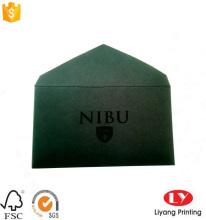 काले कार्ड वॉलेट पेपर लिफाफा कार्ड धारक