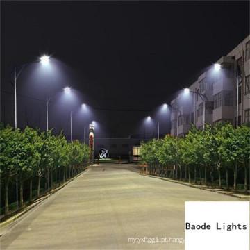 As luzes de Baode personalizam a luz de rua solar do diodo emissor de luz de 6m 30W