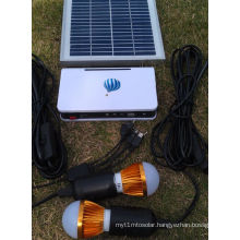 Best Market Solar Power Supply Home LED Lighting Light System with TUV Approved