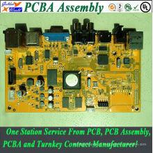 Fabricante de montagem pcb Personalizado de Alta precisão montagem de pcb frente e verso montagem protótipo montagem pcb