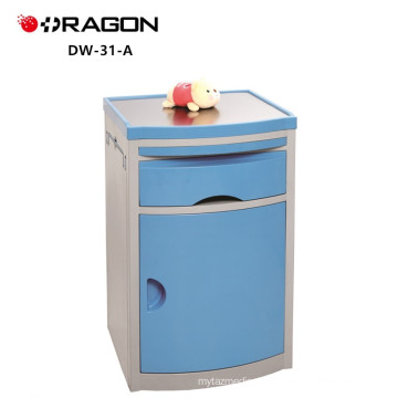 DW-31-A New Design High Quality hosiptal Furniture Bedside Cabinet
