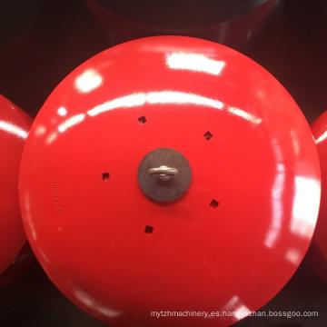 Factroy suministro 710x6 arado llano disco