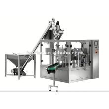 Machine de remplissage et d'étanchéité au liquide détergent