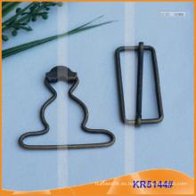 Hebilla ajustable de metal, calabaza Bucle KR5144