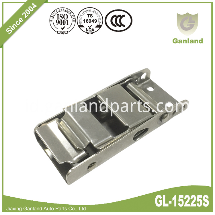 Stainless Tysafe Buckle GL-15225S-3