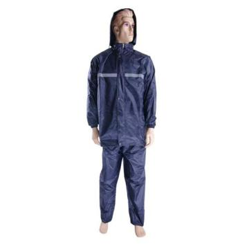 Police Safety with flective Rain Suit
