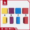 CE Certificated 38mm OEM Steel Locklock LOTO Lockouts avec clé différente ou clé différente (BD-G01)