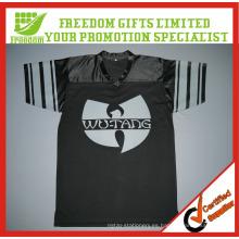 Camiseta de fútbol personalizada y personalizada