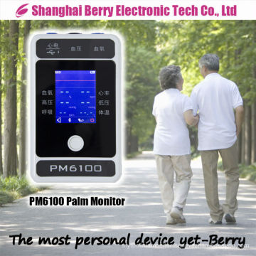 Multi-Parameter Handheld Patient Monitor (PM6100)