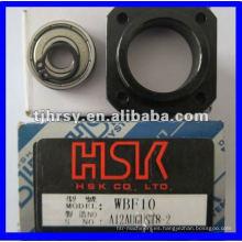HSK unidad de soporte de tornillo de bola WBF10