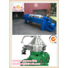 High Efficiency Vertical Type Disc Bowl Coconut Milk Extraction Centrifuge