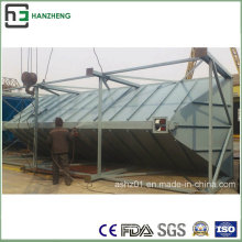 Side-Part Insert Flat-Bag Dust Collector-Frequency Furnace Air Flow Treatment