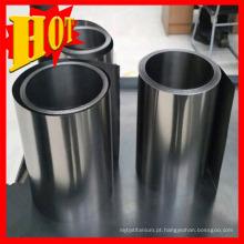 Folha de titânio ASTM B265 Gr 7 com melhor preço