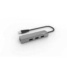 USB 3.0 Hub 2 Type-A Port Hub,1 Type-C Port and 1 Ethernet Port