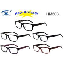 High Quality Adult Acetate Optical Frame (HM503)