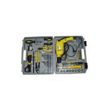 Herramientas eléctricas del uso casero de 88pcs DIY fijaron el sistema eléctrico potente del taladro con las herramientas de la mano populares