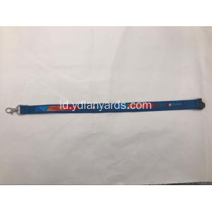 Nice looking polyester dye sublimation lanyards