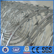 Electric Galvanized dawai cukur berduri