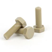 PEEK bolt plastic peek screw