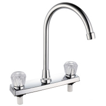 ABS Tap Mixer with Chrome Finish