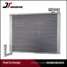 China Aluminum Plate Oil Cooler For Kobelco SK330-6E