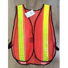Mesh Enhanced Visibility Safety Vest