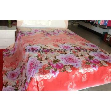 Мягкое Handfeeling 100% хлопок напечатал оптовое постельное белье ткань