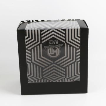 Logo Printing Baseball Cap Verpackung Geschenkbox