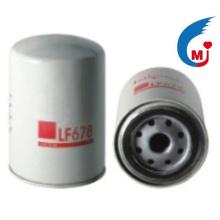 Filtro de carro Filtro de carro Filtro de óleo de Cummins (OEM: Lf678)
