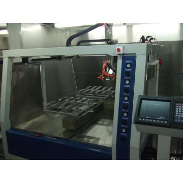 Reciprocating coating production line