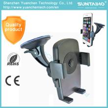360 grau de rotação de pára-brisa de sucção suporte de montagem de suporte de telefone de carro 4910