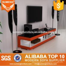 haut de gamme nouveau modèle en verre pvc moderne étage tv stands design vente en sri lanka