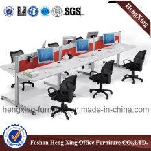 2 Seat L Shape Office Partition Workstation (HX-PT5010)