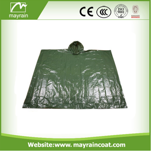 Plastic Display Poncho