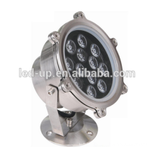 Luces subacuáticas ip68 dc24v para estanque / piscina / fuente usando