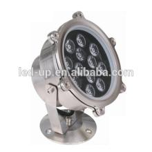 Ip68 dc24v luzes subaquáticas para lagoa / piscina / fonte usando
