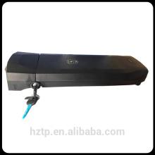 Batterie de support arrière de vélo électrique de 36V 17Ah 48V 13.6Ah