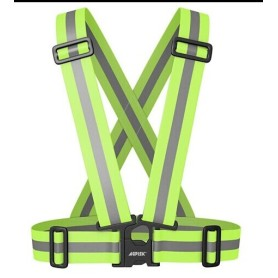 security protection elastic belt running reflective safety